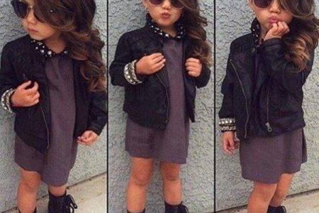 اجعلي ابنتك تتالق باروع ملابس أطفال