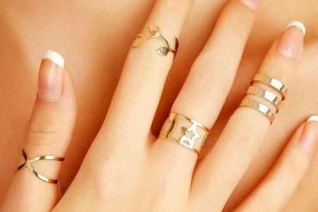 زيني أصابعك مع موضة الخواتم الرفيعة