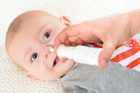 اسباب وطرق علاج التهابات الجيوب الانفية لدى الاطفال