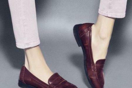 حذاء اللوفر أناقة وراحة للمراة العاملة