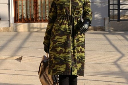 أزياء أنيقة وعصرية للمحجبات