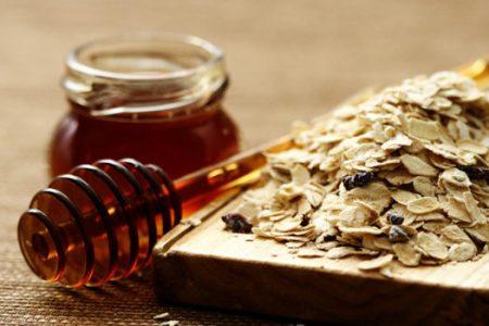 وصفة الشوفان والعسل لانقاص الوزن ومنع الشهية