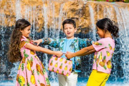ازياء اطفال ترايانو 2017 بروح ربيعية آسرة
