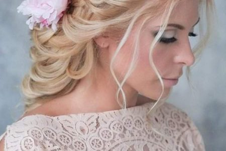 تسريحات العروس الصيفية استوحي منها لزفافك