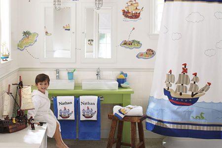 افكار ديكور حمام اطفال لتدللي طفلك