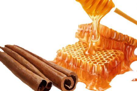 ابدئي يومك بوصفة القرفة والعسل لانقاص الوزن الزائد