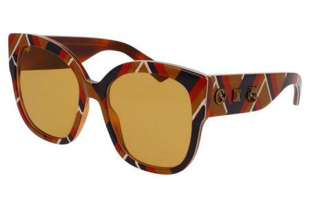 نظارات غوتشي الجديدة بتفاصيل ترينها لأول مرة