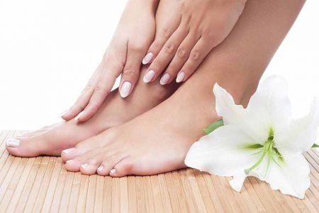 علاجات منزلية رائعة لعلاج مشكل تشقق القدمين