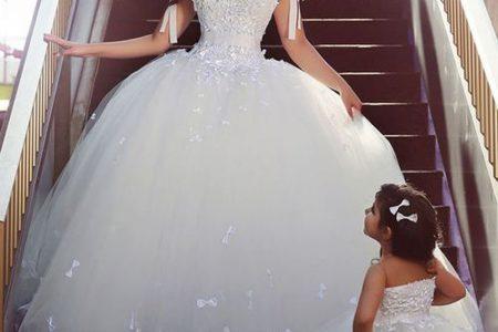 اهم الشروط التي يجب اعتماد العروس لها قبل شراء الفستان