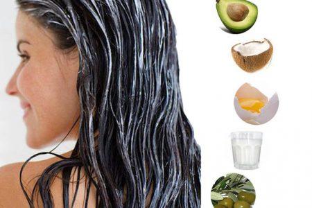 افضل الماسكات لصحة و تقوية الشعر