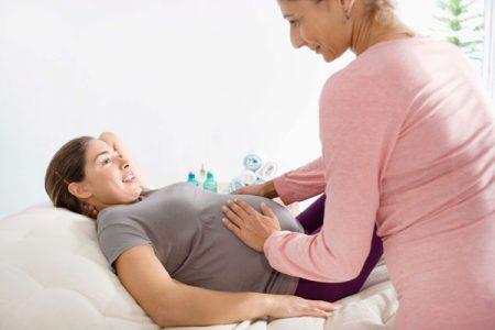 اهم طرق تسهيل الولادة