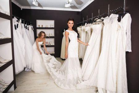 نصائح تساعد العروس على الاختيار المناسب لفستان الزفاف